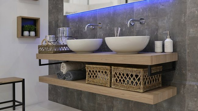 Looox Wooden Base Shelf