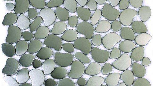 Veneto Design MOVEMETAL SILVER 30X30